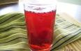 洛神玫瑰花茶的作用