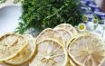 菊花柠檬泡水喝的功效与作用