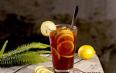 鲜柠檬绿茶泡水喝的功效与作用