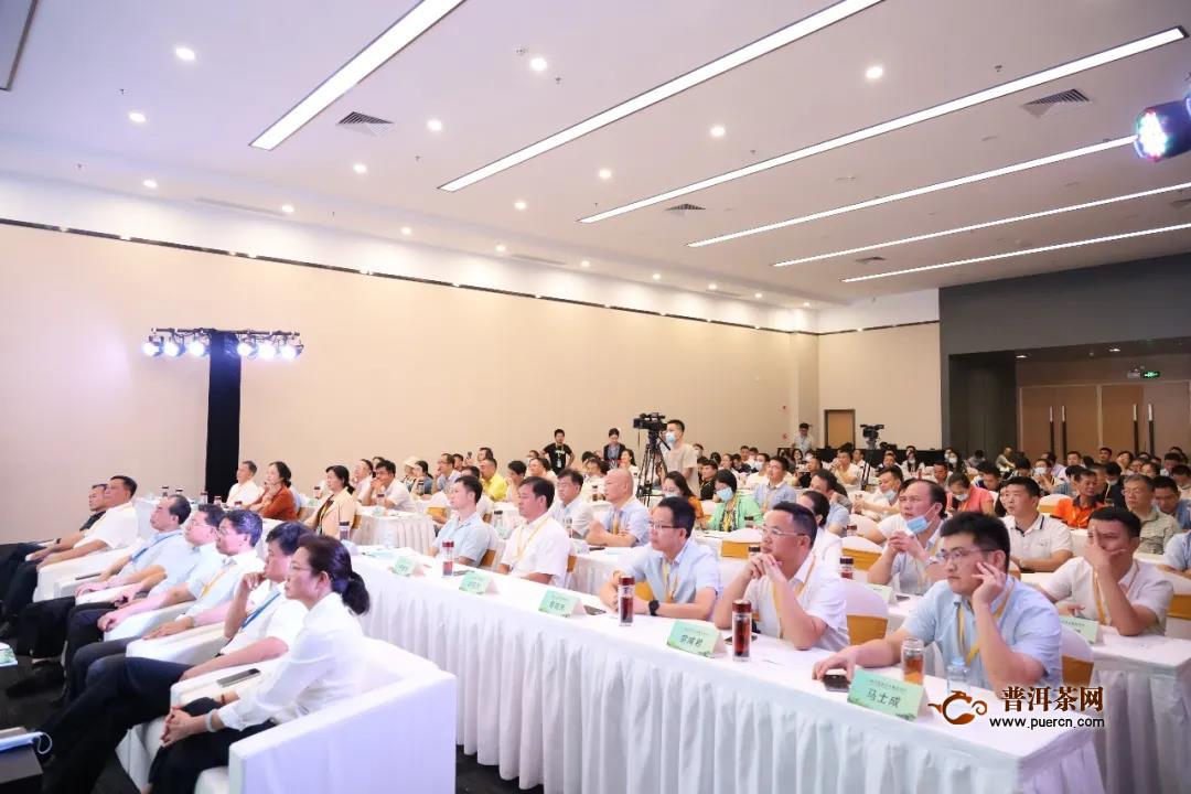 广西六堡茶产业发展论坛成功举办