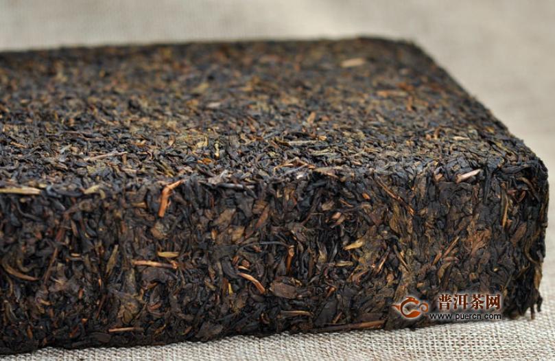 安化黑茶需要多久有金花