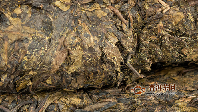 安化黑茶金花是黄曲霉素吗