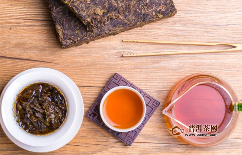 泾阳茯茶功效作用有哪些