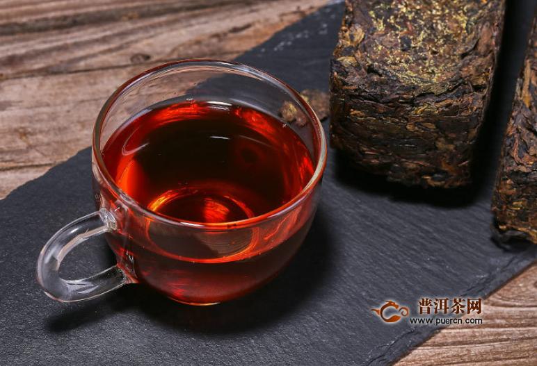 冲泡泾阳茯茶的方式