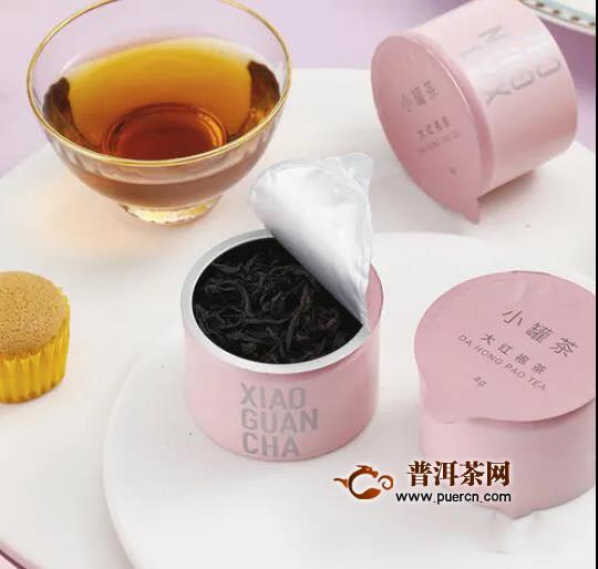 小罐茶推出低价彩罐产品