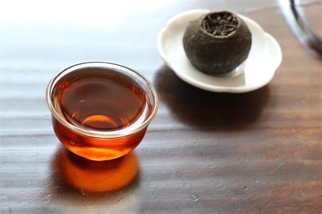 小青柑与陈皮普洱区别有哪些?