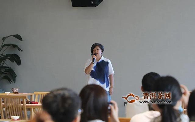 热烈欢迎云南农业大学茶学系师生到我公司参观学习
