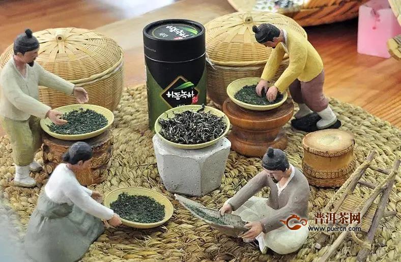 中国茶文化影响最深的国家,除了日本还有韩国