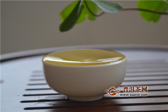 普洱生茶常见的十种汤色
