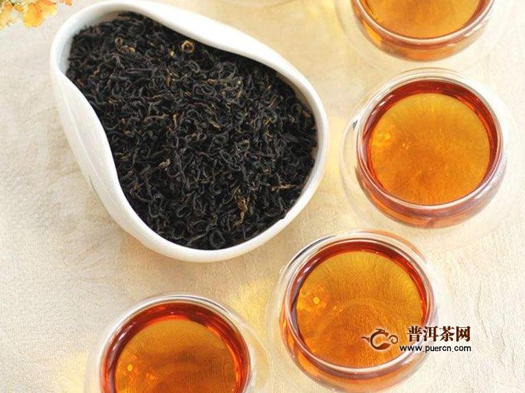 祁门红茶品牌主要包括