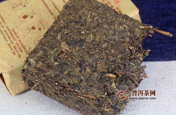 古渡茯茶品质好不好