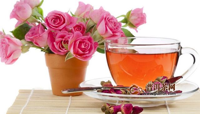绿茶和玫瑰花能一起泡吗
