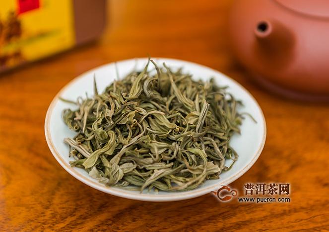 黄茶的营养价值及其作用