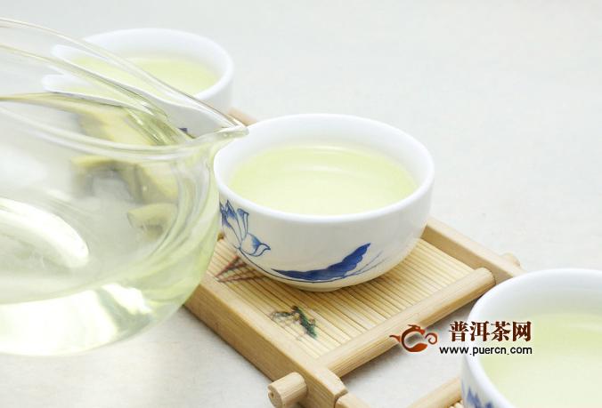 黄茶的好处及其作用