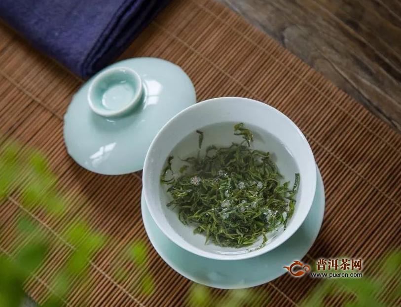 饮用绿茶有哪些功效作用