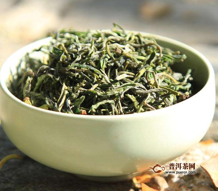 如何区分绿茶与花茶
