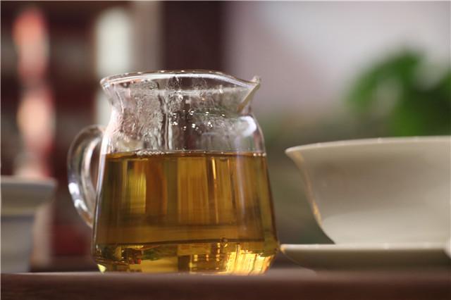 正制作的谷花茶是什么茶?