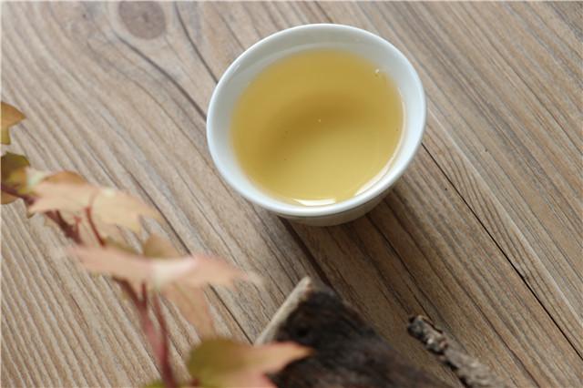 一杯茶里的营养成分