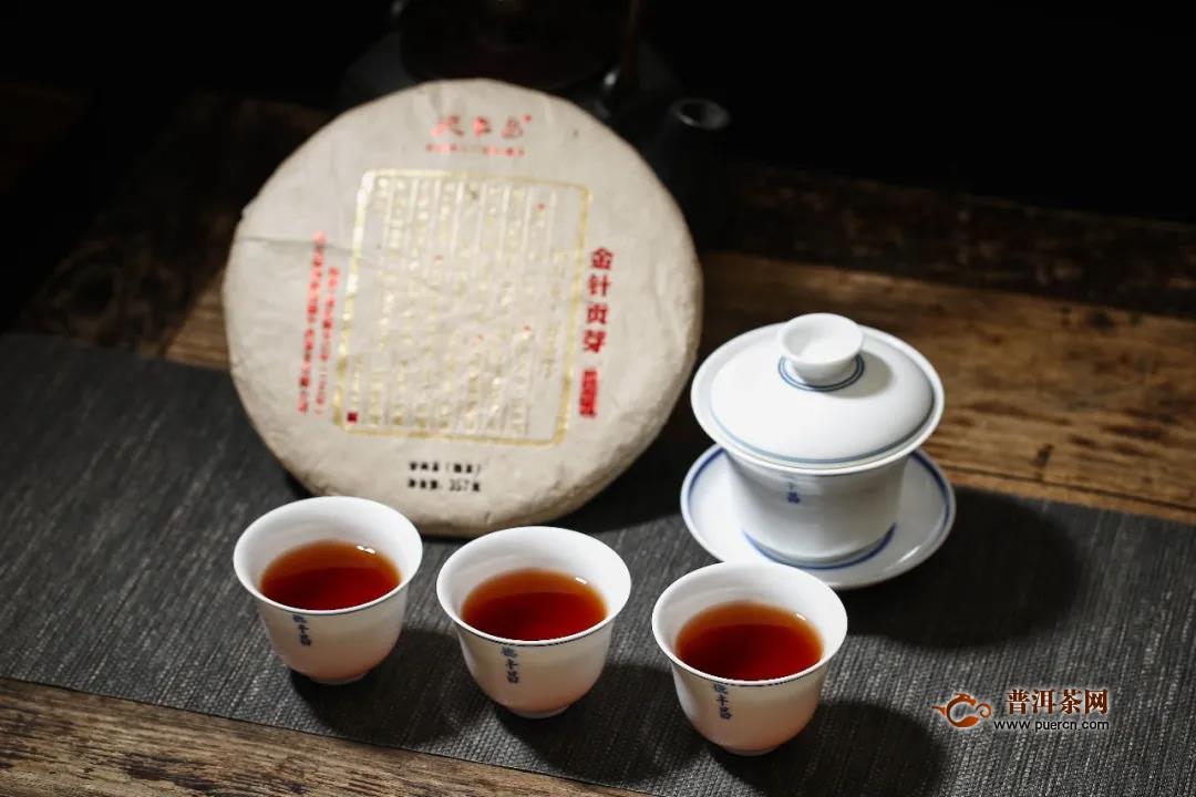 德丰昌识茶品茶:中秋节为什么一定要喝茶?