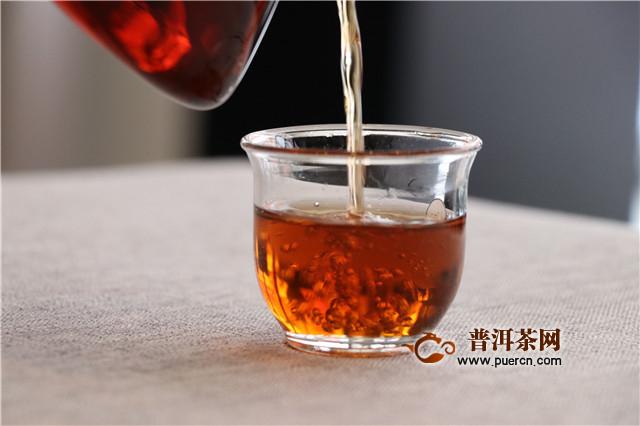 喝普洱茶有酸味是怎么回事?