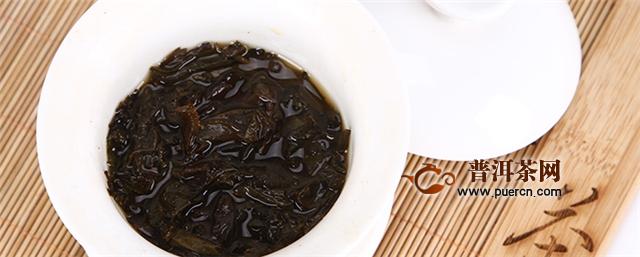 几个技巧教你辨别黑茶是否发霉
