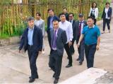 云南:李春生一行考察调研云茶产业投资集团