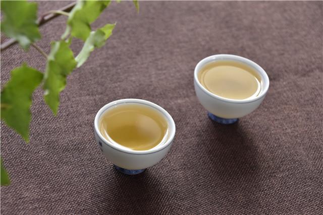 普洱堪称益寿茶