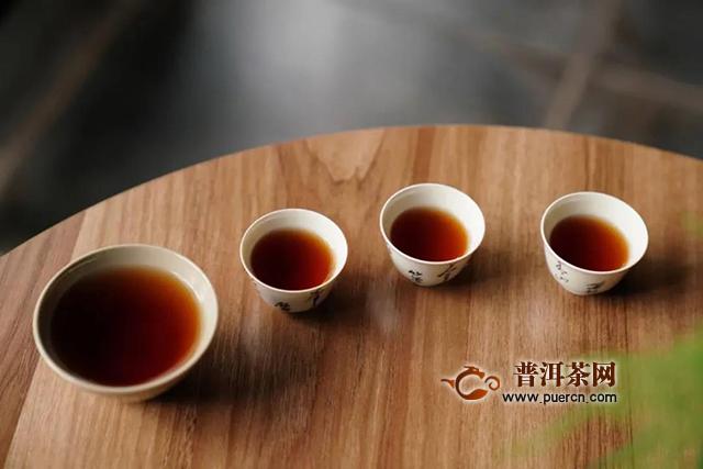 熟茶核心品质之「活」