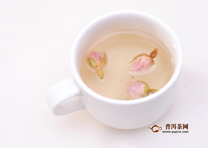 玫瑰花茶饮用之后能减肥