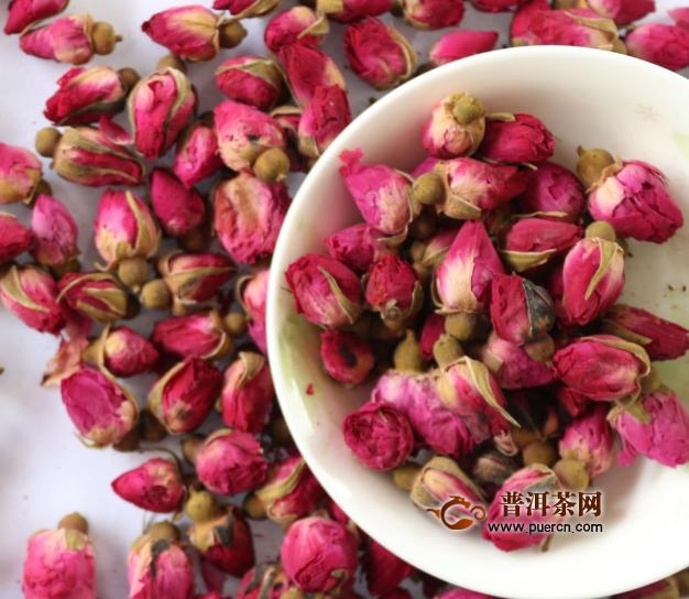 正常玫瑰花茶可以泡几次