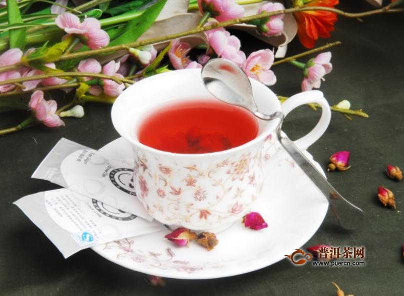 玫瑰花茶与什么搭配好喝