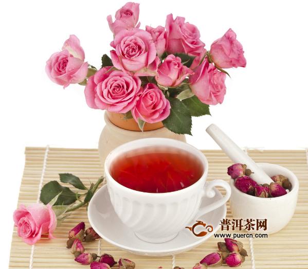 可以天天喝玫瑰花茶