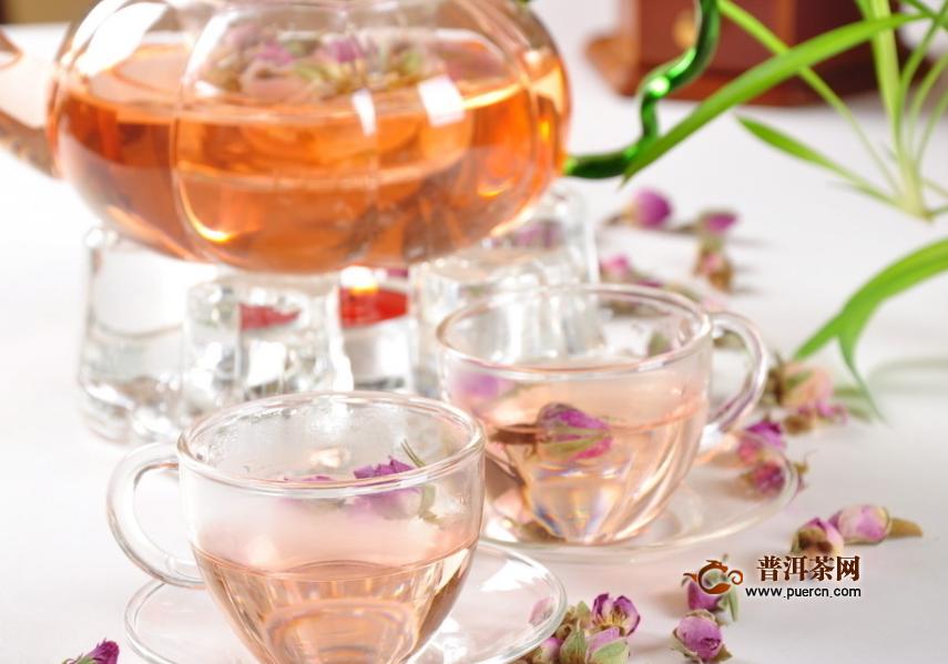 每天喝多少玫瑰花茶合适