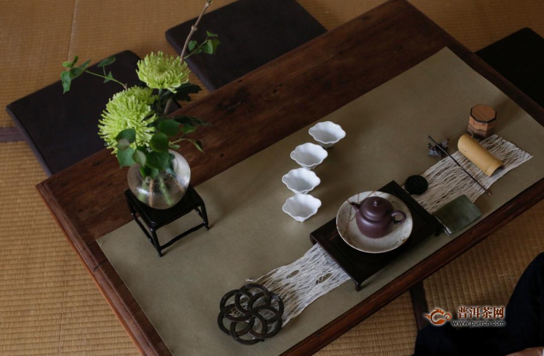 国庆长假在家喝茶,依然美好
