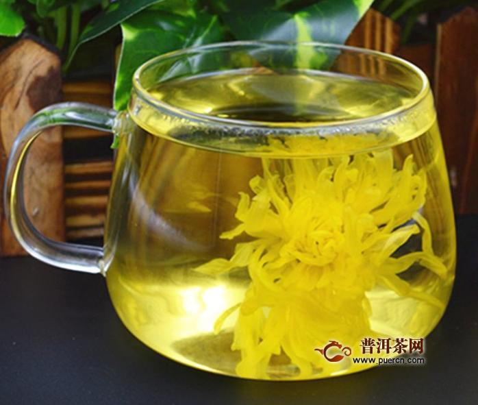 女人可以喝菊花茶吗