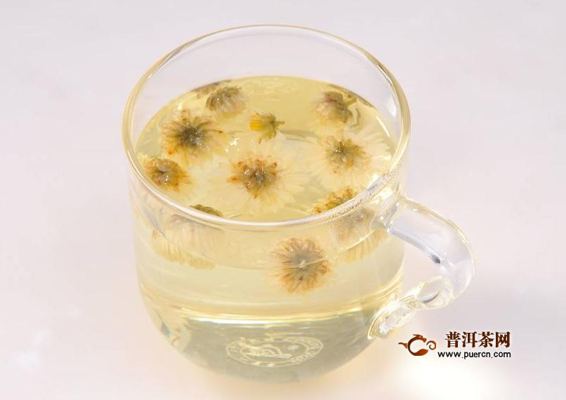 菊花茶属于花草茶是不是