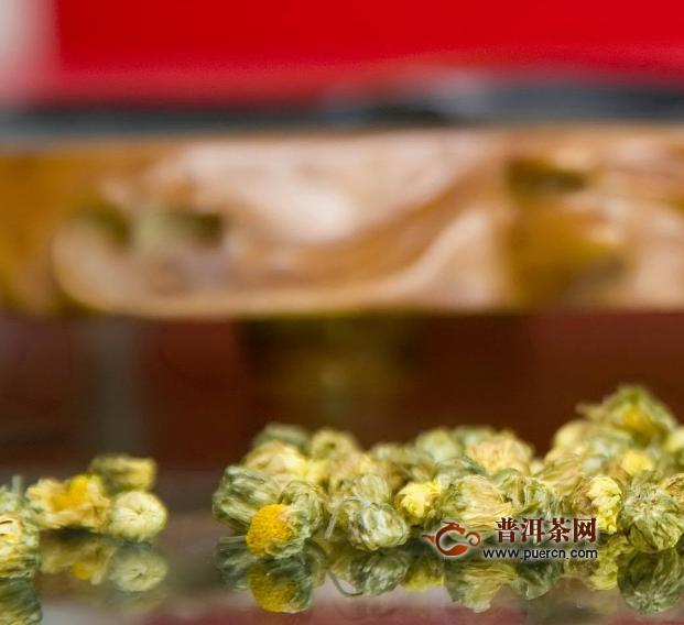 菊花茶属于什么茶叶类型