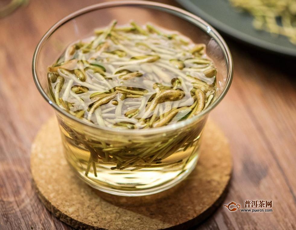 金银花茶是红茶还是属于绿茶