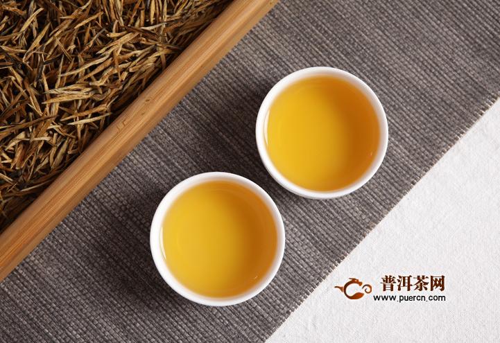 饮用滇红茶的作用