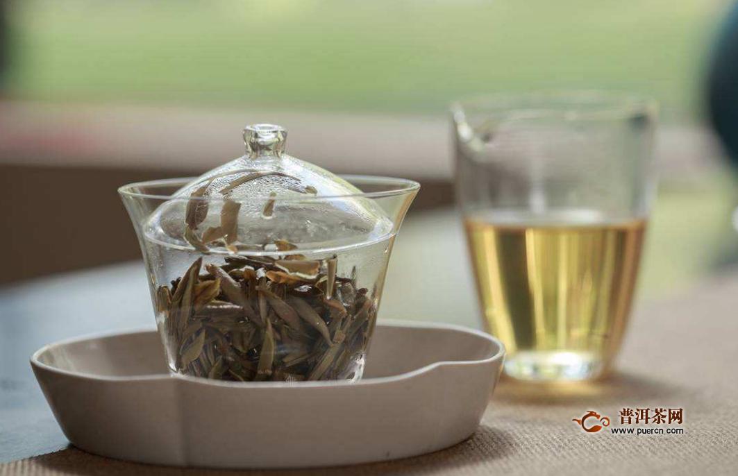 白茶的制作工艺流程简单介绍