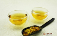 饮用桂花茶的功效与作用