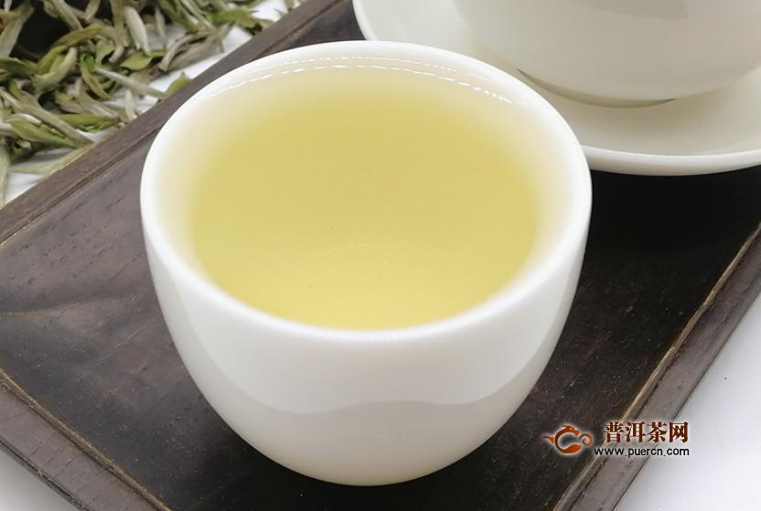 饮用白茶的美容功效