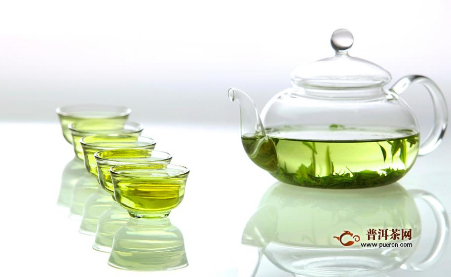 喝了崂山绿茶有些什么好处