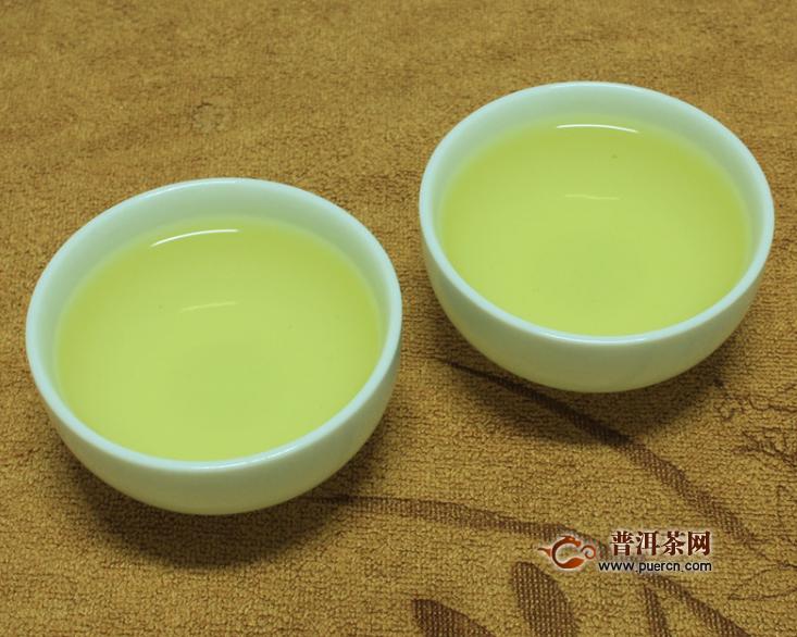 乌龙茶的营养价值主要包括