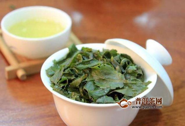 乌龙茶的制作工艺您了解吗