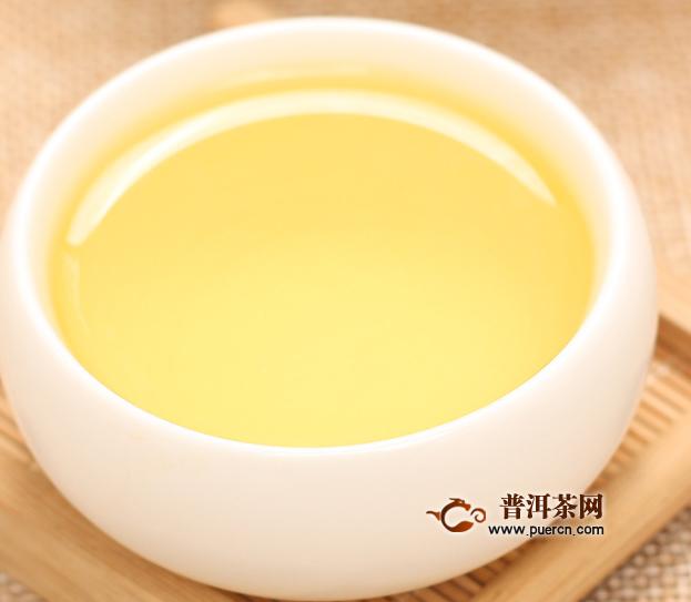 乌龙茶是什么味道的