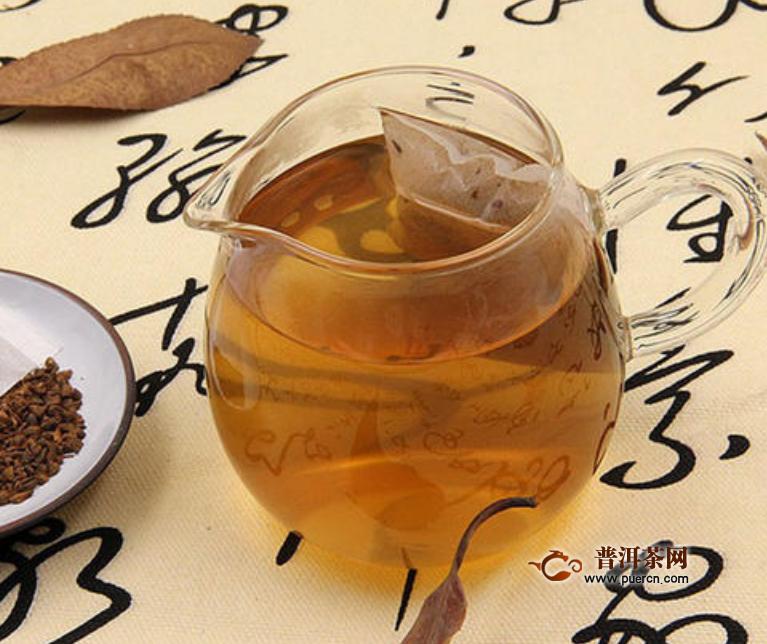 大麦茶喝了对身体好不好