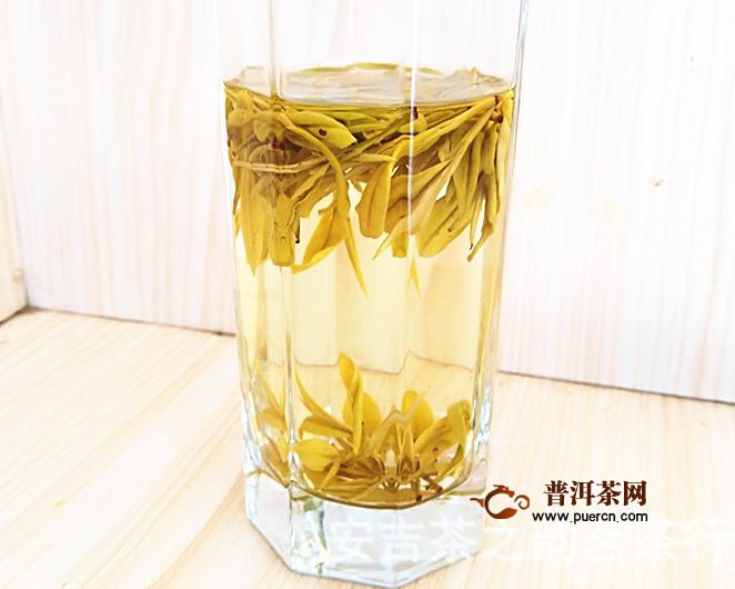 霍山黄大茶品质怎么样