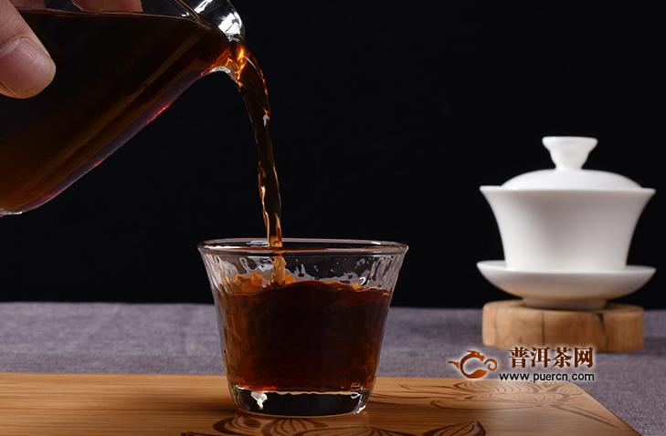 喝六堡茶祛湿效果怎么样