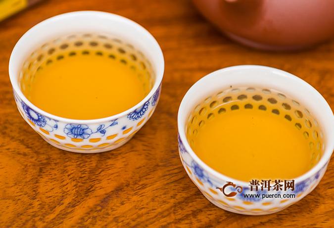 君山银针黄茶的特点介绍